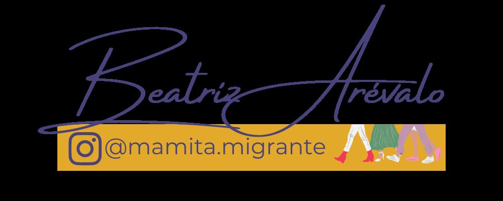 beatriz arévalo mama migrante