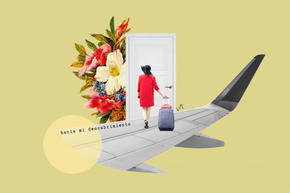 desafíos de la mujer en el extranjero