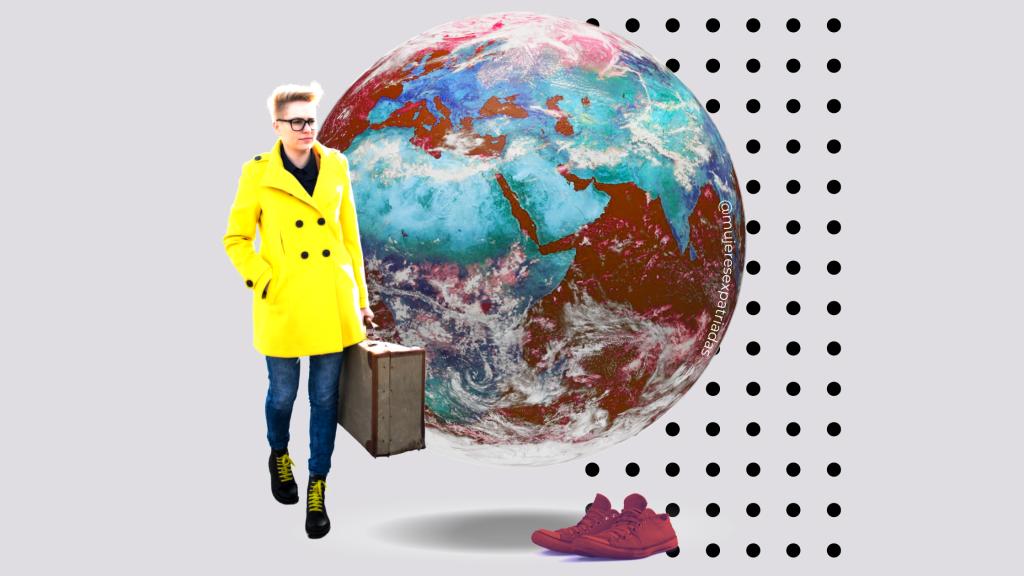 De vuelta a mi ciudad natal: ¿Puede la mujer expatriada en mí calzar en mis antiguos zapatos?